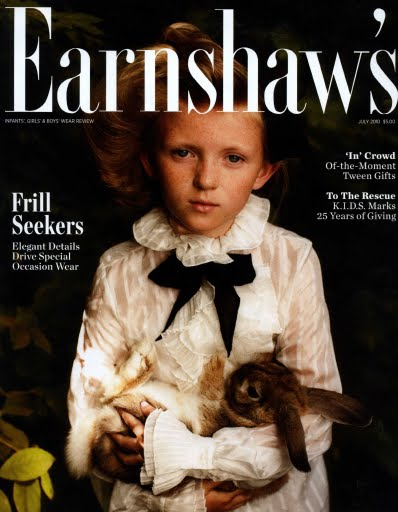 Art - Earnshaw's Magazine cover - amazing photo