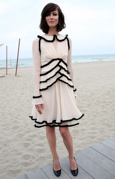 dress - chanel cruise