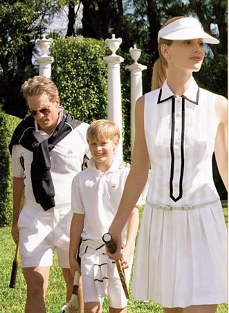 fashion - Brooks Brothers - Cute family