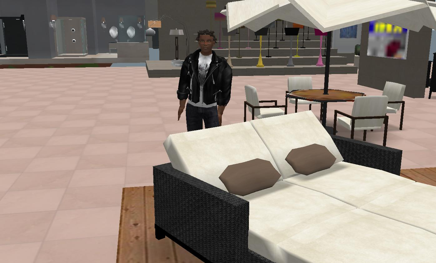 Second Time Around My Introduction to Second Life