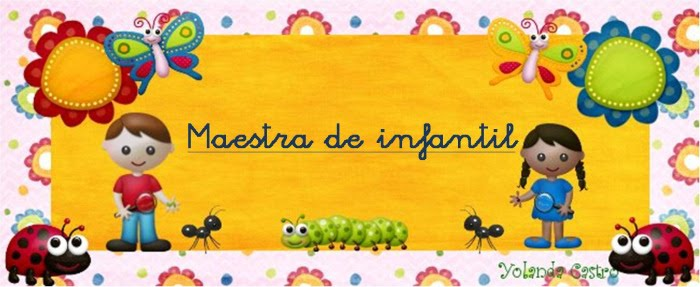Maestra de infantil
