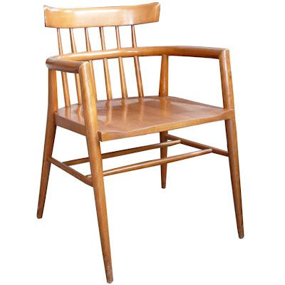 Treough: Paul McCobb Chair