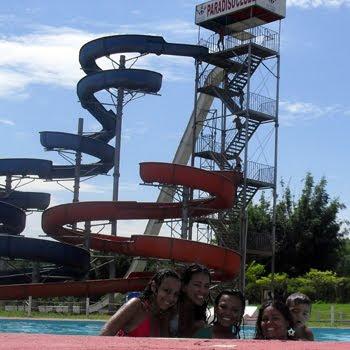 Layla, eu, Aline, Graci e Wesley