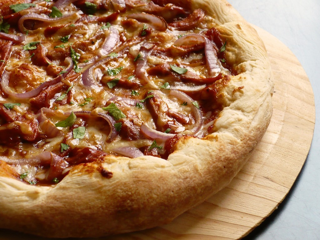 Barbecue Pizza Sauce Recipe — Dishmaps