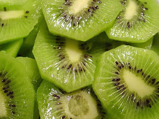 Fresh Kiwi Honey Yogurt Juice