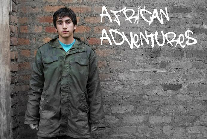 Dean's African Adventures