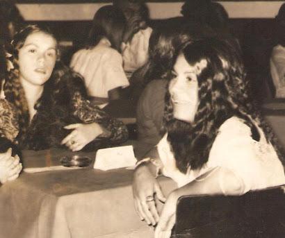 Eu e minha irmã Bianca