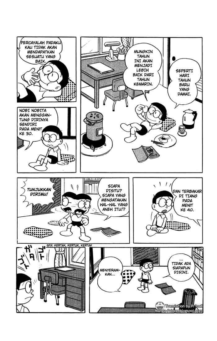 Gambar Manga Doraemon Hal 6