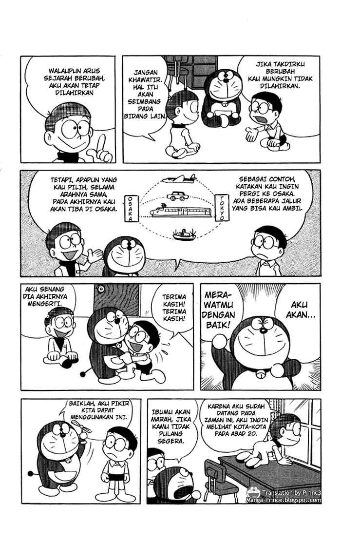 Gambar Manga Doraemon Hal 18