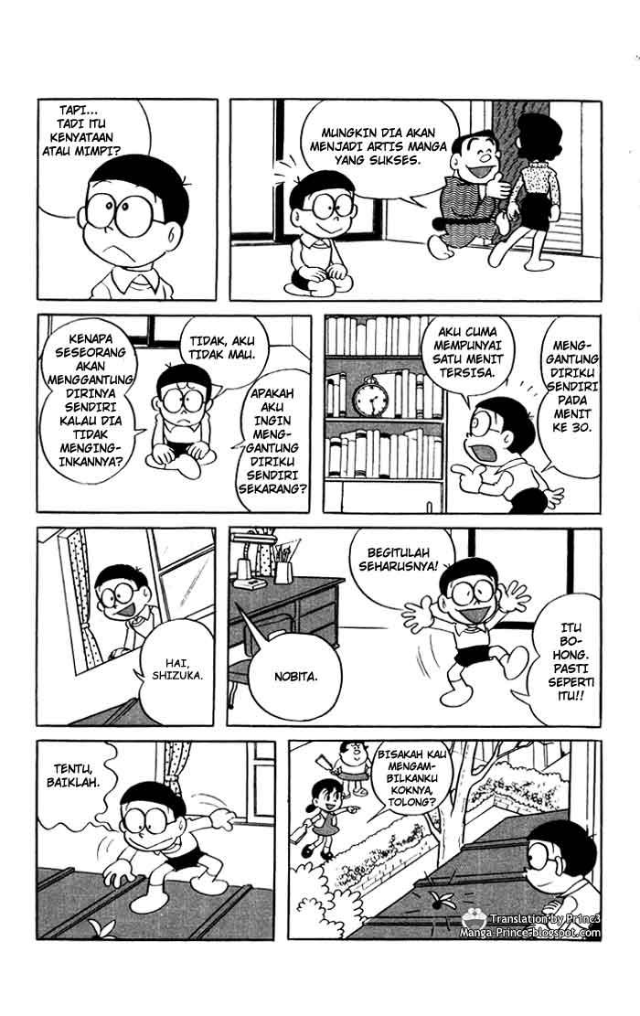 Gambar Manga Doraemon Hal 13
