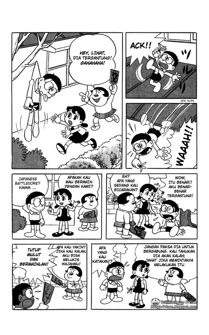 Gambar Manga Doraemon Hal 14
