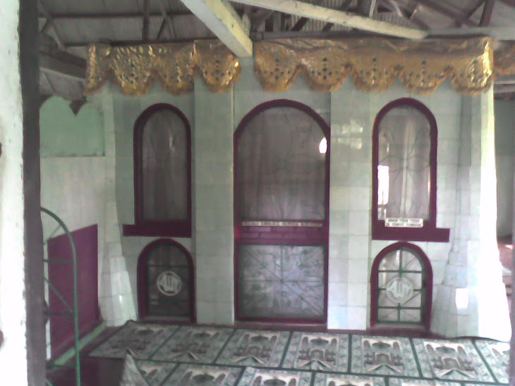 Makam Prabu kian santang , Paman Sunan Gunung Jati