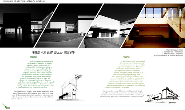 design context   editorial design experimental page layout