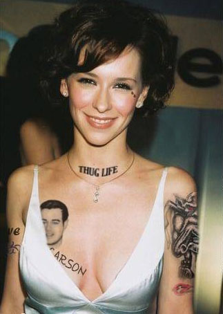 The Best Tattoo: Celebrity