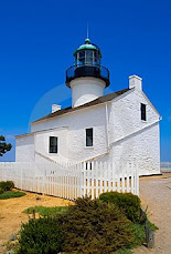SAN DIEGO.  Point Loma. Lighthouse