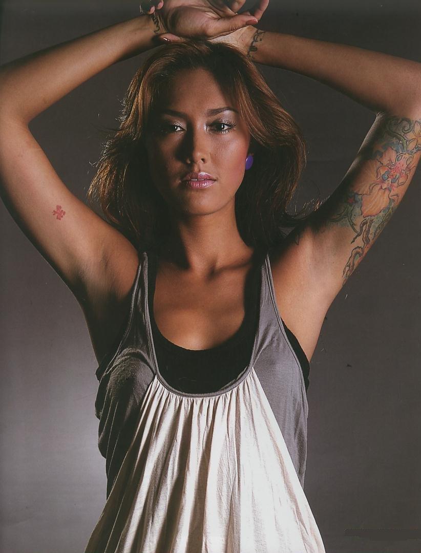 Indonesian Women Tattoos