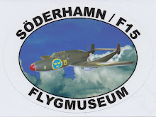 F 15 Flygmuseums hemsida