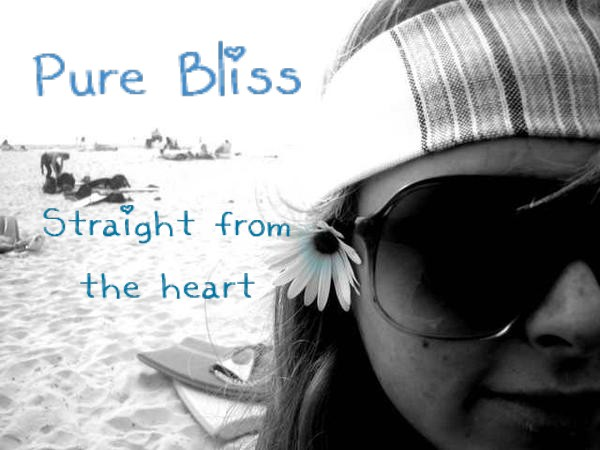 [pure+bliss]