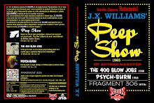 J.X. William's Peep Show on DVD - Order- Commande