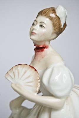 Porcelaine Gore : Jessica Harrison Marilyn2