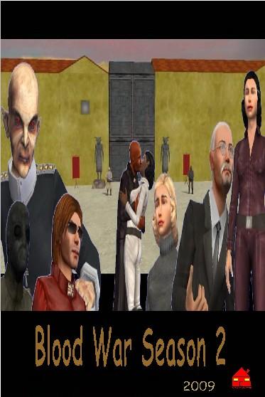 Blood War season 2 poster