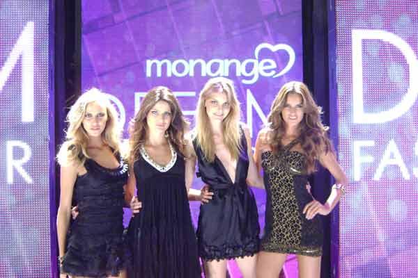 Monange Dream Fashion Tour 2011 - Job Mix