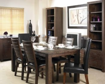 Furniture packs buy to let furniture the mark webster for Dining room tables the range
