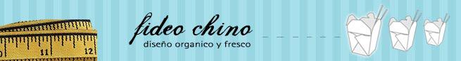 Fideo Chino
