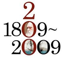 2009 Aniversário de Darwin e A Origem das Espécies