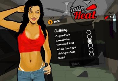 Latin Heat cheats.