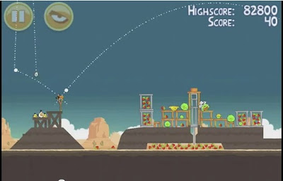 Angry Birds Secret Super Bowl Golden Egg walkthrough.