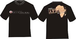 Camiseta Projeto África