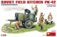 Review MiniArt Ltd Soviet Field Kitchen KP-42