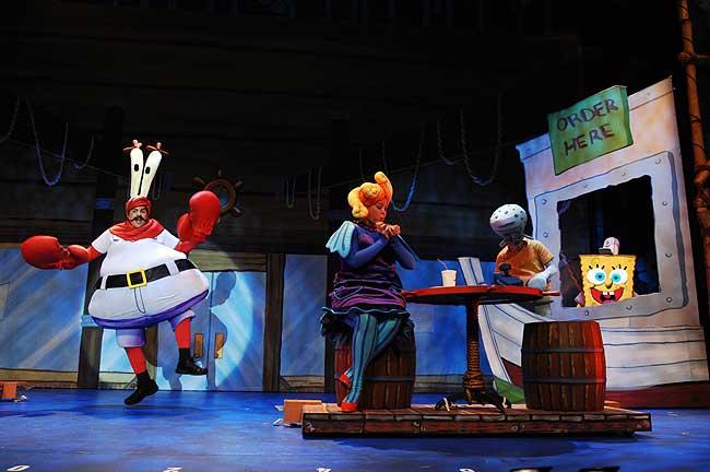 El musical de Bob Esponja llega a Torrejón