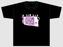 Camisetas Feministas IU Rivas