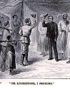 Livingstone I Presume : Andas lugnt: Ogudliga missionärer