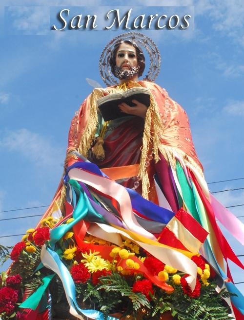 DEPARTIENDO CONTIGO: ¡VIVA SAN MARCOS!