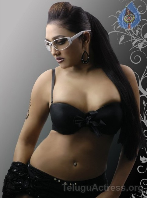hot south indian telugu film actress model ramya sri very hot and sexy