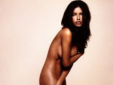 Adriana Lima Without Clothes Wallpapers