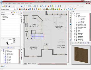imsi floor plan: