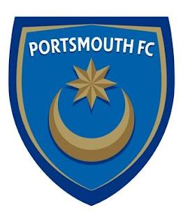 portsmouth FC Logo's
