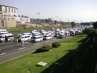 transportasi afrika selatan