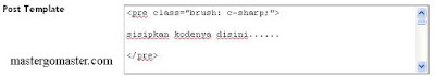 membuat syntax highlighter