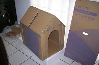 Kiarq casa para perros - Como hacer una casita para perros ...