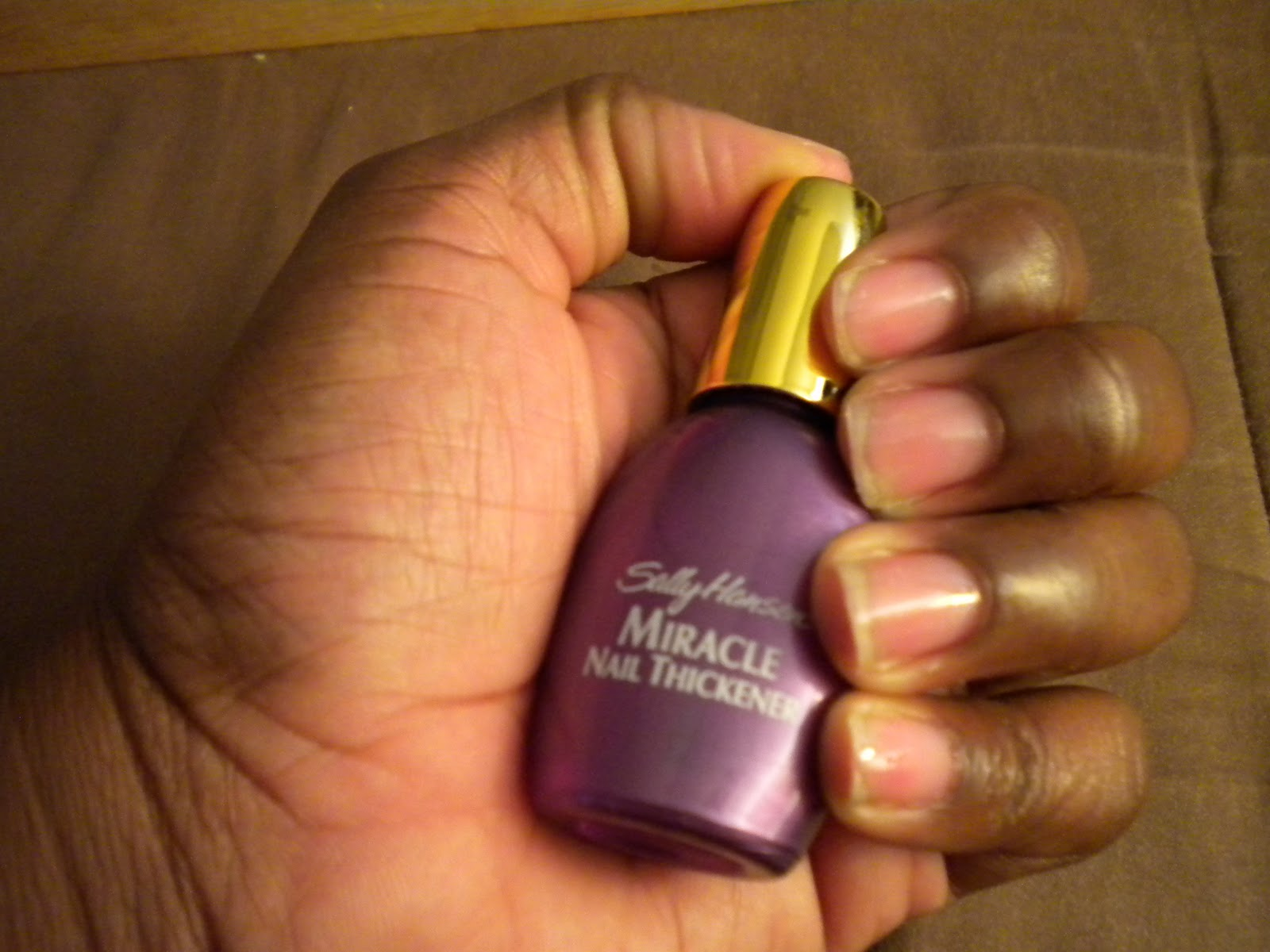 Au Naturale: Back to My Natural Nails - The Trendy Socialite