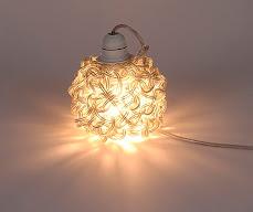 rafaela transparente iluminada