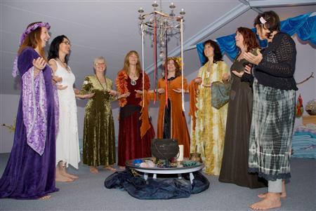 priesteressen Tempel Hillegom
