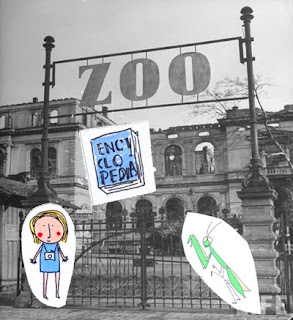 me in a zoo