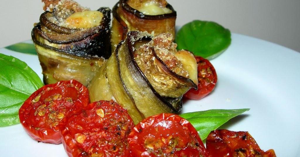 Pasqualina in cucina involini stuzzicanti con pomodorini - Forno a microonde piccolissimo ...