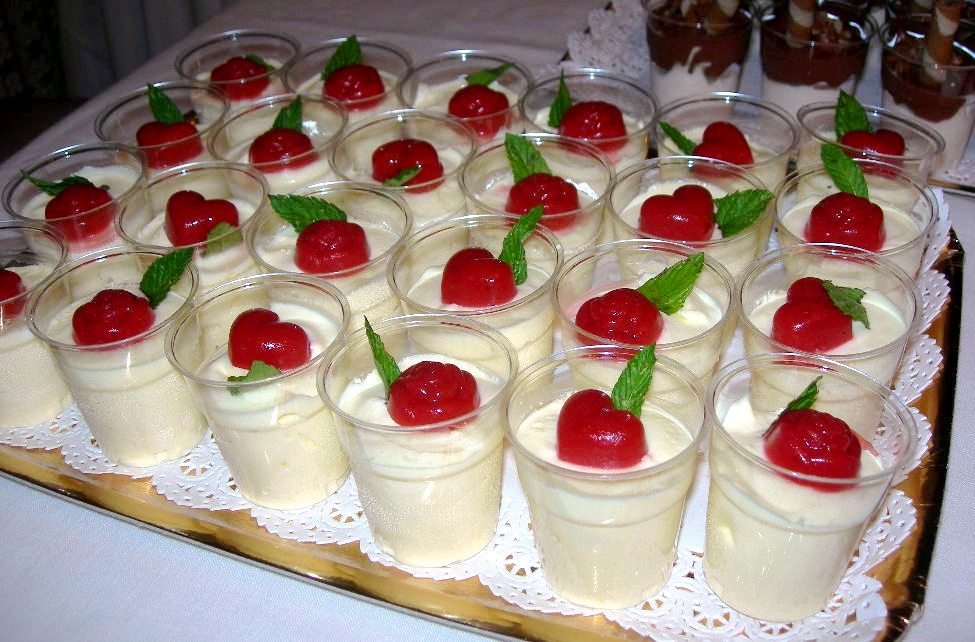 Buffet Di Dolci Di Natale : Pasqualina in cucina i bicchierini dolci di pinella e graziana